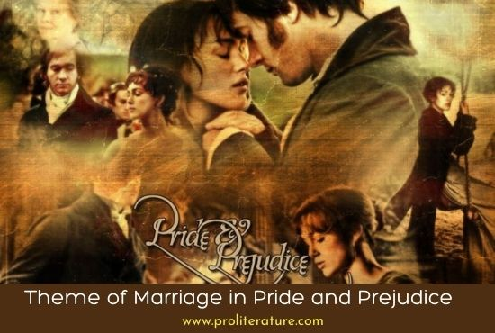 Theme of Love and Marriage in Pride and Prejudice I Pride and Prejudice Themes