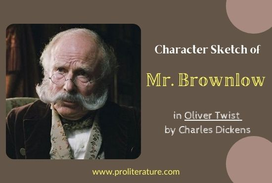 Character Analysis of Mr. Brownlow